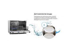 Посудомоечная машина Weissgauff BDW 4106 D