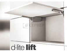 Механизм для фасада D-lite Lift модель C1, серый Art. 12407810003001, Samet