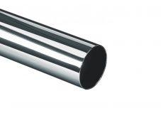 Труба барная d=50х3000х1мм, хром
