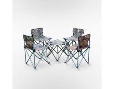 Набор складной мебели Пикник с сумкой-чехлом LFT-3567 (4+1)