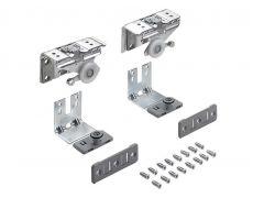 Ком-кт фурн. TopLine L для передней двери до 19мм (max 50 кг) EB31, STB11 Art. 9206500, Hettich