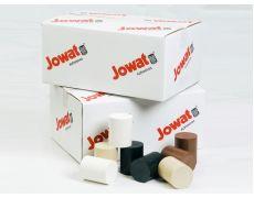 Клей-расплав для кромочных пластиков, Йоватерм 286.62, коричневый, 15 кг., картриджи для Holz-Her