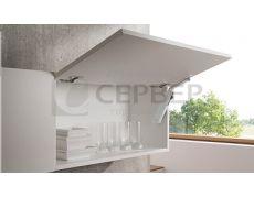 Механизм для фасада Free Flap H1.5 модель D, серый Art. 372.39.330, Hafele