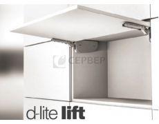 Механизм для фасада D-lite Lift модель B1, серый Art. 12407710003001, Samet