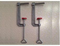 Зажимы для крепления к столу струбцины универсальной MultiClamp (2 шт)