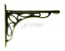 Менсолодержатель MOD 6, 150x200, бронза античная
