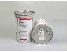 Клей-расплав для кромочных пластиков, Йоватерм 608.01, ПУР, белый, 2 кг.