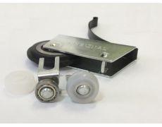 Комплект роликов для ассиметричной алюминиевой системы премиум