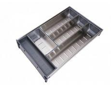 Лоток из нержавеющей стали для ящика B-BOX PC04/GR/280x422, Boyard