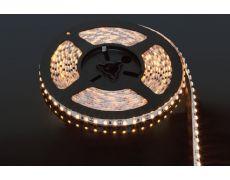 Лента светодиодная SMD3528, 600 LED, 48Вт/12В, 5000х8х2.5 мм, IP 20, 3500К (теплый белый)