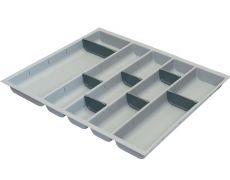 Composit 50 Ёмкость для столовых приборов в базу 600, цвет светло-серый/темно-серый (матовый)