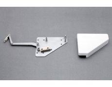 Основание подъёмника Ribalta треугольное левое, крышка серая