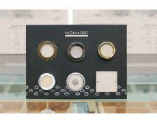 Экспозитор №1 с образцами светильников (MAKMART)
