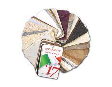 Палитра цветов столешниц - коллекция 2017 (54 цвета с 002 по 133)