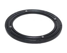 Механизм поворота Ciak (пластик), d.280, нагрузка 200кг, цвет черный