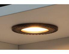 Светильник LED Nika, 3.5W/350mA, 3000K, отделка бронза античная