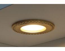 Светильник LED Nika, 3.5W/350mA, 3000K, отделка золото глянец