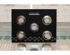 Экспозитор №7 с образцами светильников (MAКМАРТ)
