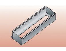Контейнер L=450 для ножей, алюминий анодированный