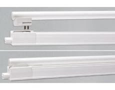 Светильник люминесцентный 14W/220V, 4000K, отделка белый (корпус+лампа)