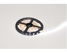 Лента светодиодная SMD3528, 60 LED/м, 4,8Вт/м, 12В, 180-240Лм./м 5000х8 мм, IP 20, 6000К (холодный белый)