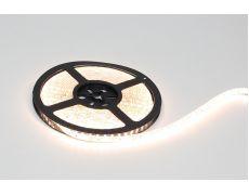 Лента светодиодная SMD3528, 120 LED/м, 9,6Вт/м, 12В, 360-480Лм./м 5000х8 мм, IP 65, 3500К (теплый белый)