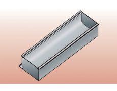 Контейнер L=300 стандартный, алюминий анодированный