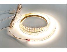 Комплект LED лента SMD2835, 4200K(нейтральный белый), 2000х8 мм с каб. питания 2м, 120 LED/м, 12Вт/м, 12В, 1080Лм/м, IP 20