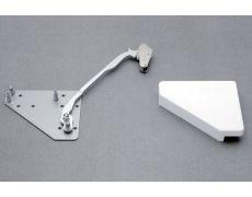 Основание подъёмника New Lift треугольное правое, крышка серая
