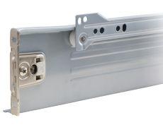 Метабокс Н.86 L=350, отделка серый металлик