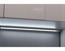 Светильник LED Fuori, 450 мм, 2.2W, 6000K, отделка алюминий