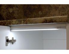 Светильник LED Dentro 1, 412 мм, 2.4W, 6000K, отделка алюминий