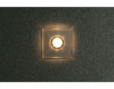 Светильник LED Point 4, 0.14W, 3200K, отделка транспарент
