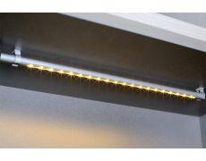 Светильник LED Profile Tube, 1.68W, 3000K, отделка алюминий