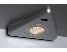 Светильник LED Triangolo-IR, 2.15W, 5000K, отделка под алюминий