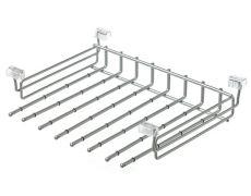 Подвесной держатель для брюк, ширина 720, глубина 383