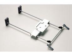 Механизм для вставки стола (поворотный), отделка цинк