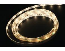Лента светодиодная LED Flexible, 2000 мм, 5W, 3200K, отделка белая