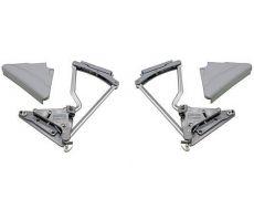 Основание подъёмника левое+правое (крышки- серый пласт.) [НОВИНКА]