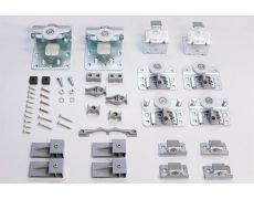 Комплект фурнитуры для 3-х дверей (16-21 мм)