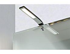 Светильник LED Aria, 3W/350мА, 4000K, отделка хром глянец