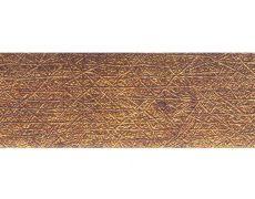 ГП, Кромка ABS 0.7, 43мм, Золотой, XR6386 (за 100 м.п.)