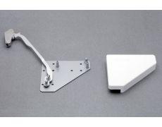 Основание подъёмника New Lift треугольное левое, крышка серая