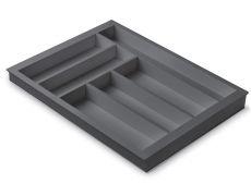 Ёмкость Premiere в базу 450, для ящика Tandembox 500, отделка орион серый