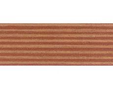 ГП, Кромка PVC 0.4, 28мм, микролайн 2-х цветный R6297, отд.LI (за 100 м.п.)