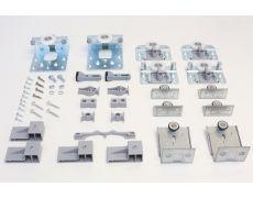 Комплект фурнитуры Domino-S для 3-х дверей (22-28 мм)