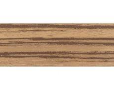 ГП, Кромка PVC 0.4, 19мм, Эбони CA588, отд. MT (за 100 м.п.)