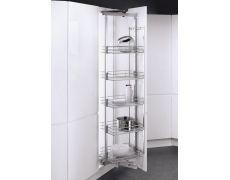 Комплекты кухонных пеналов HSA rotary-6 Saphir, шкаф 300 мм