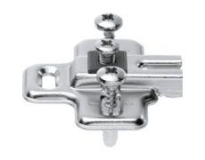 MODUL ответная планка, крест., 0 мм, сталь, EXPANDO